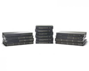 Cisco SF300-24P 24-Port 10/100 PoE Switch